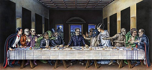 Their last supper er Kill?