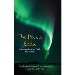The Poetic Edda, by Jackson Crawford