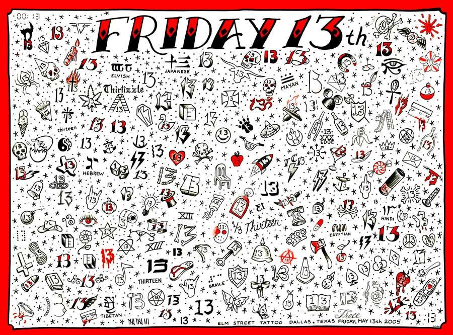 Happy Friday The 13th Zodiacimmortal
