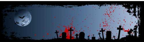 banner Bookmark cemetery