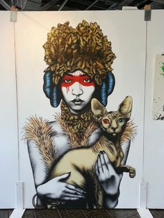 Cat by FinDac